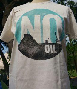 camiseta No Oil