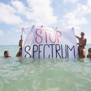 stop-spectrum